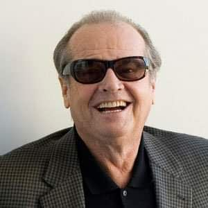 Men want to be like Jack Nicholson