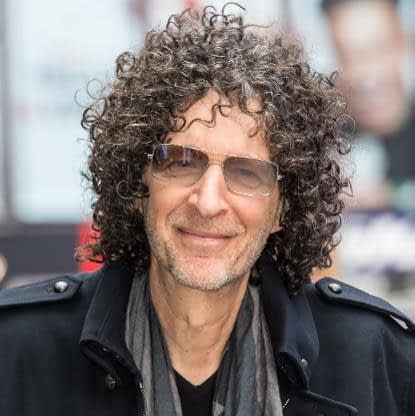 Men want to be like Howard Stern