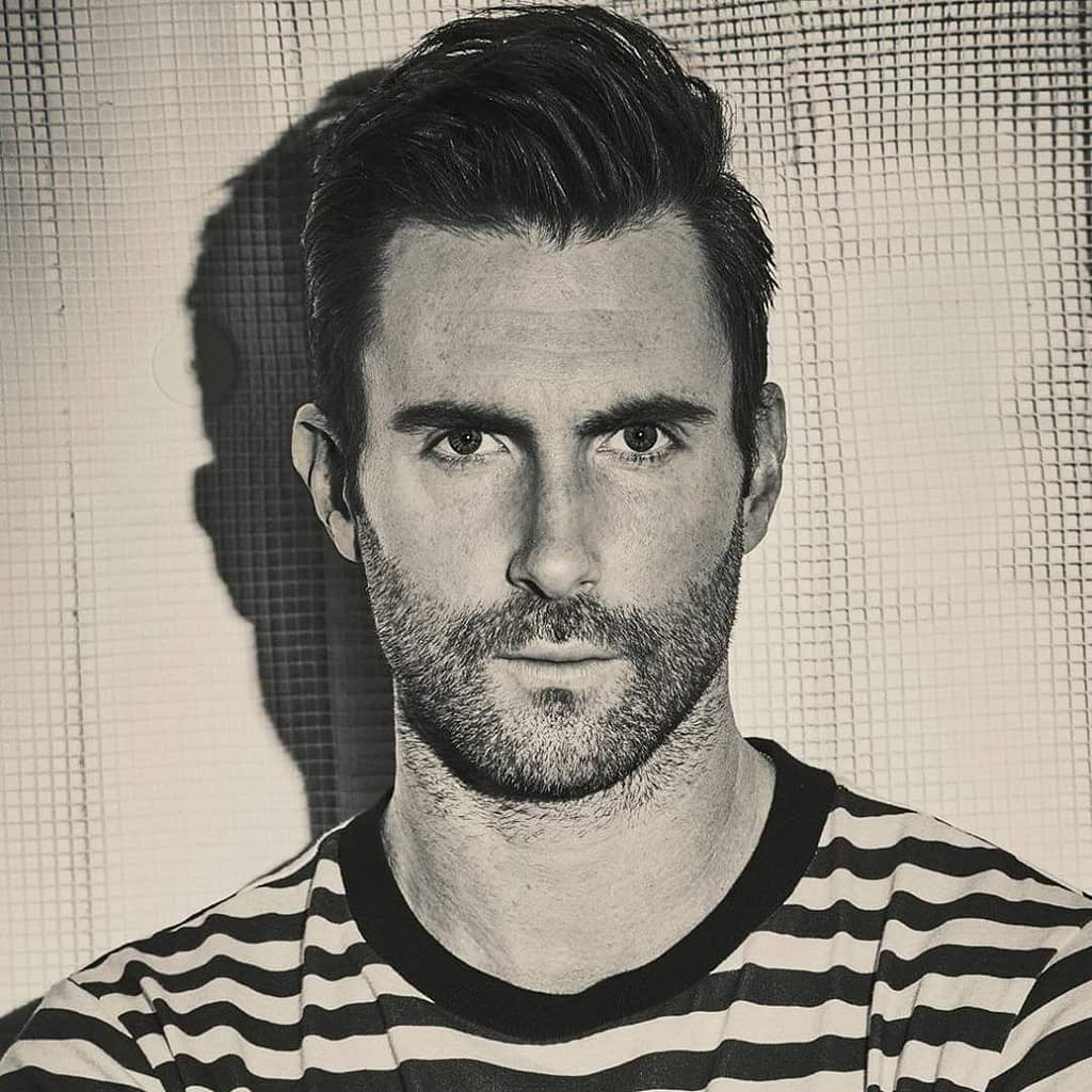 Men want to be like Adam Levine