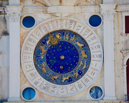 Man's view on horoscopes