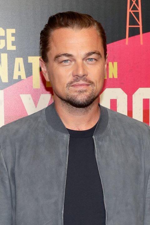 Men want to be like Leonardo Decaprio